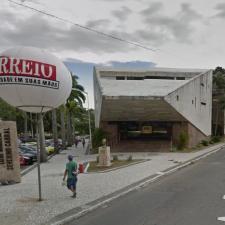 Teatro Municipal Severino Cabral (Foto: Reprodução/Google Street View)